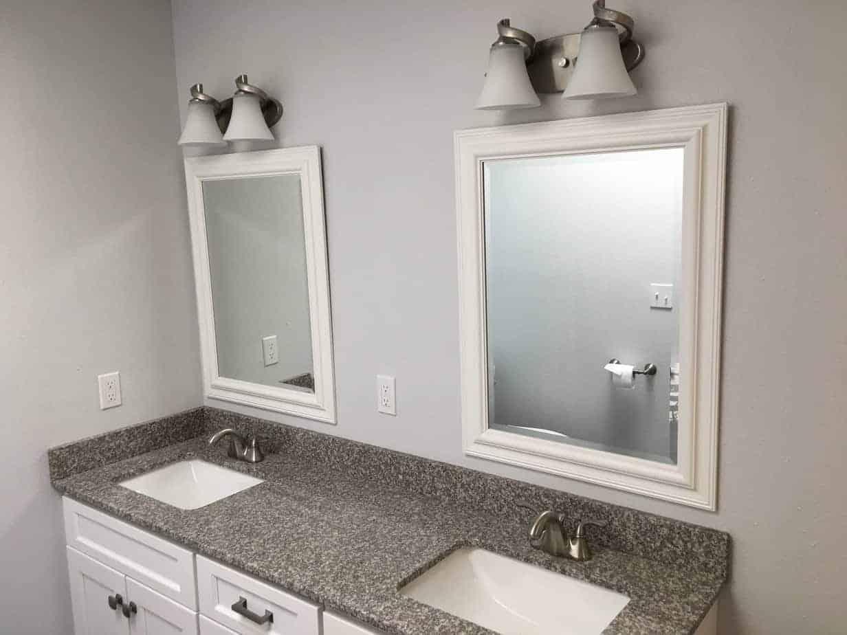 Bathroom Fixtures Milwaukee bathroom remodel experts waukesha, wi - paradise builders