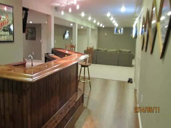 Basement Remodeling Specialists In Waukesha And Milwaukee Impressive Basement Remodeling Milwaukee