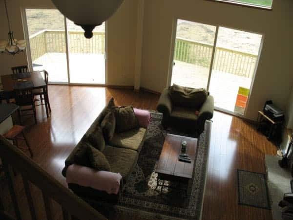 Custom Home Interior 1