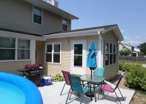 milwaukee custom home addition