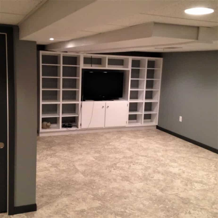 Basement Remodeling Specialists In Waukesha And Milwaukee